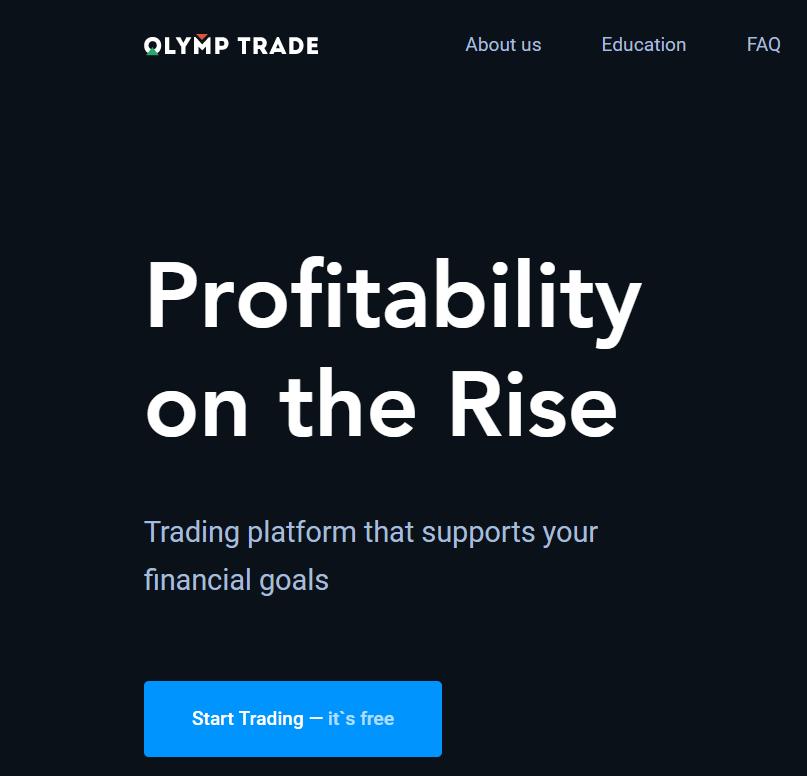 www olymp trade